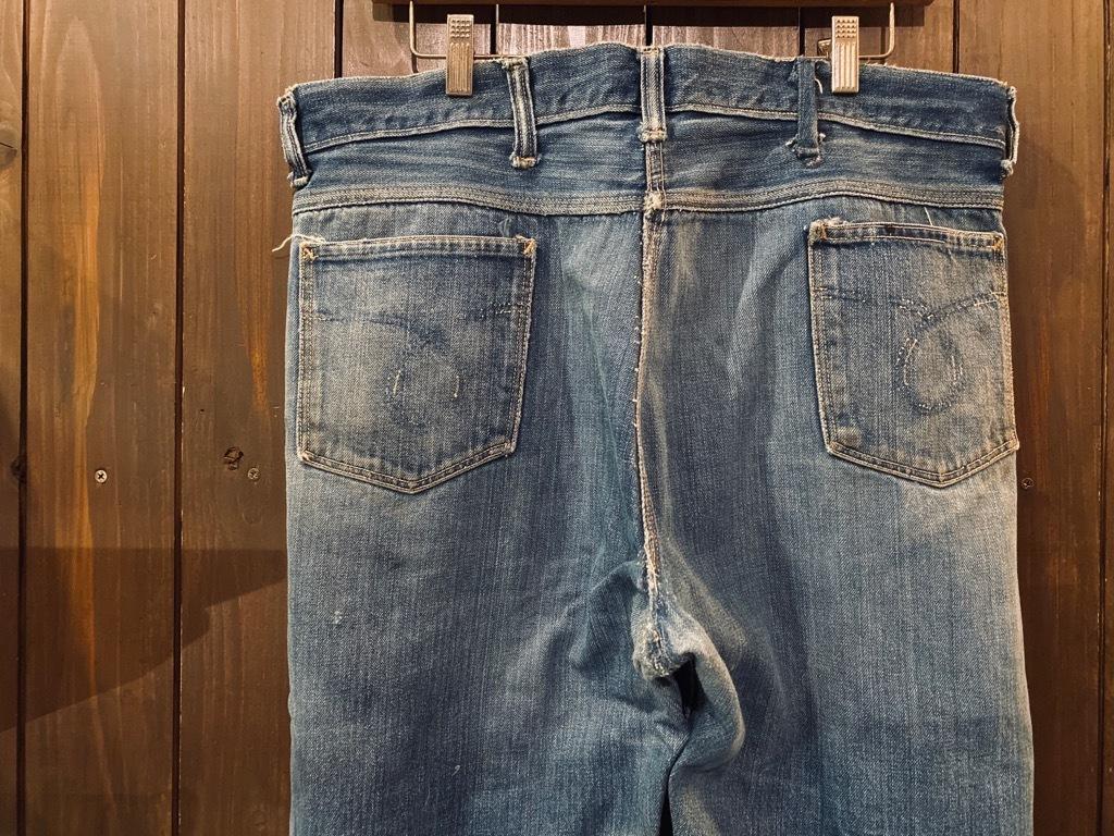 マグネッツ神戸店 6/3(水)Vintage Bottoms入荷! #4 5Pocket Blue Jeans!!!_c0078587_10555049.jpg