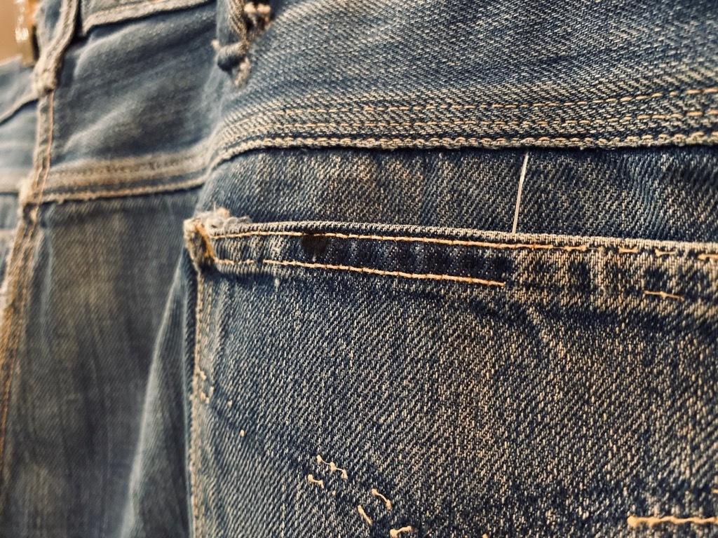 マグネッツ神戸店 6/3(水)Vintage Bottoms入荷! #4 5Pocket Blue Jeans!!!_c0078587_10555055.jpg