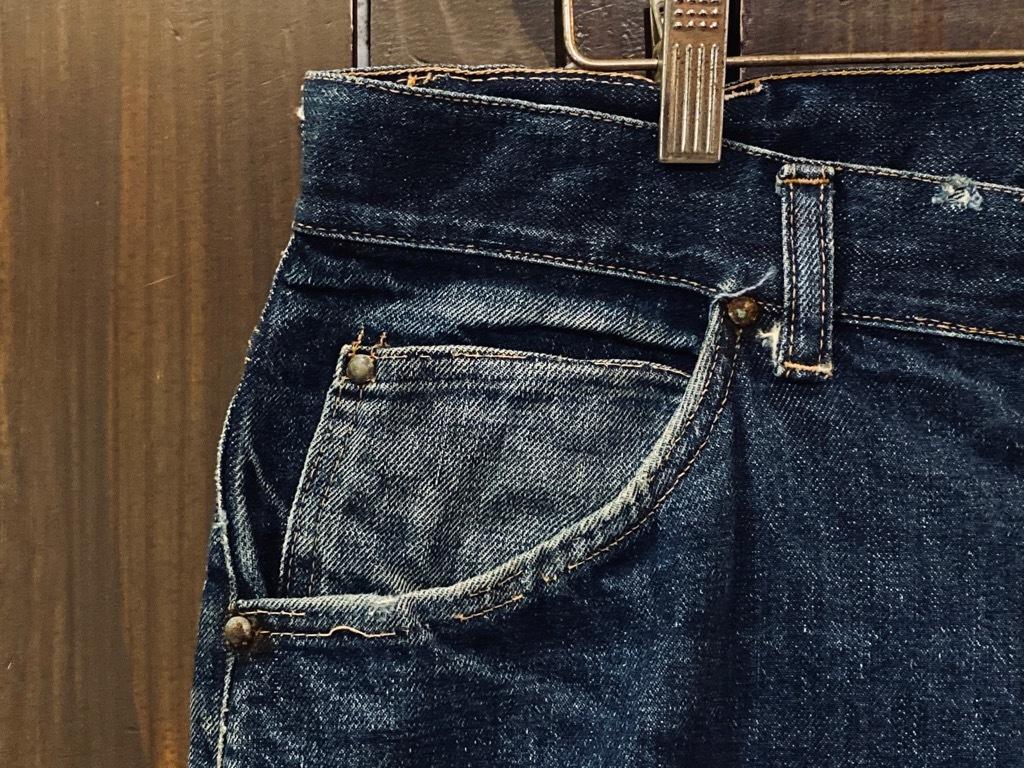 マグネッツ神戸店 6/3(水)Vintage Bottoms入荷! #4 5Pocket Blue Jeans!!!_c0078587_10565732.jpg