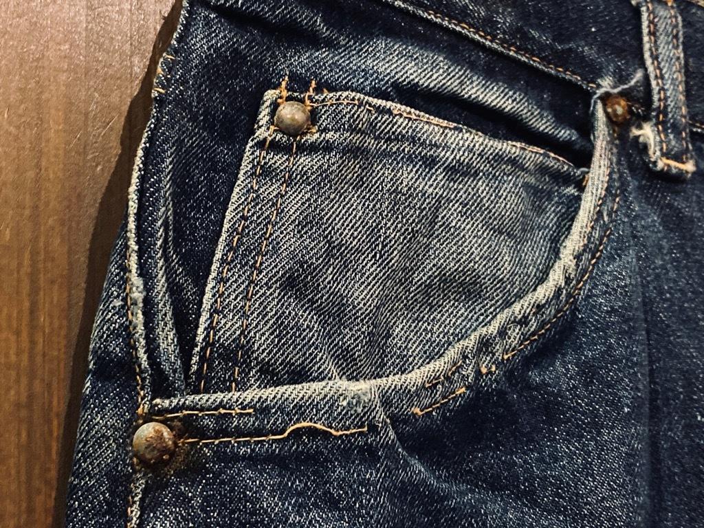 マグネッツ神戸店 6/3(水)Vintage Bottoms入荷! #4 5Pocket Blue Jeans!!!_c0078587_10565759.jpg