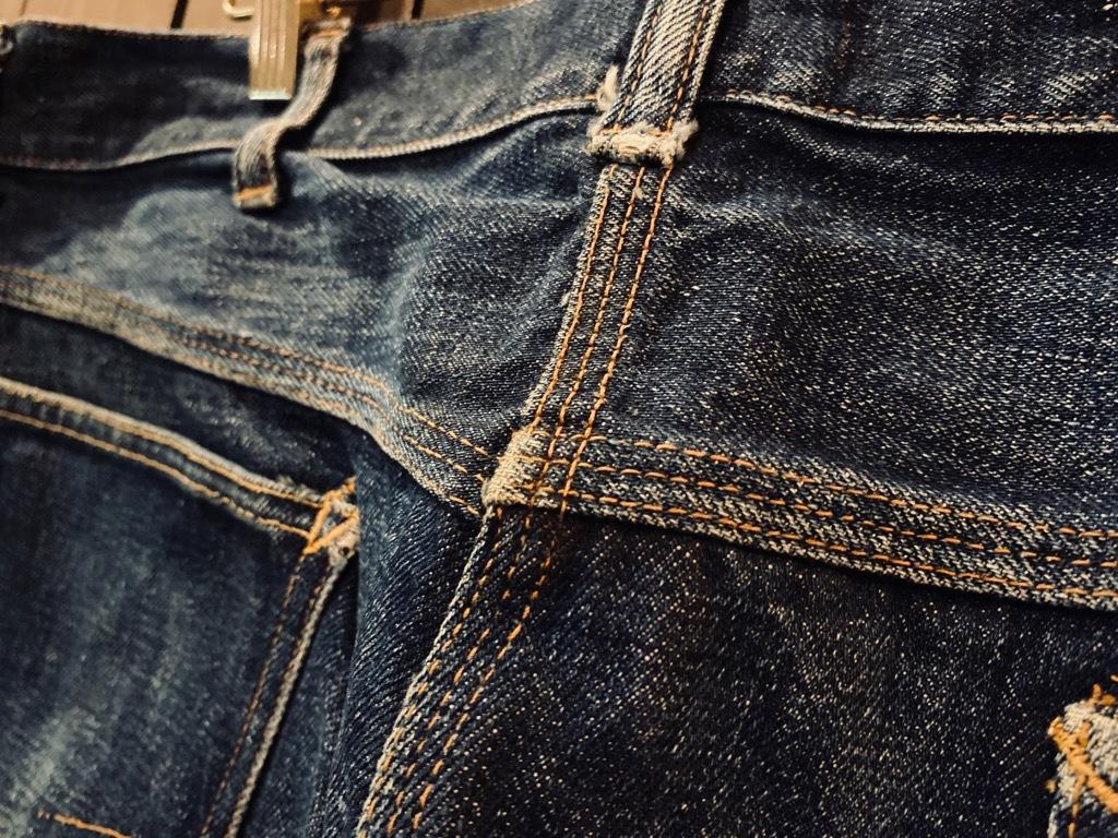 マグネッツ神戸店 6/3(水)Vintage Bottoms入荷! #4 5Pocket Blue Jeans!!!_c0078587_10593091.jpg
