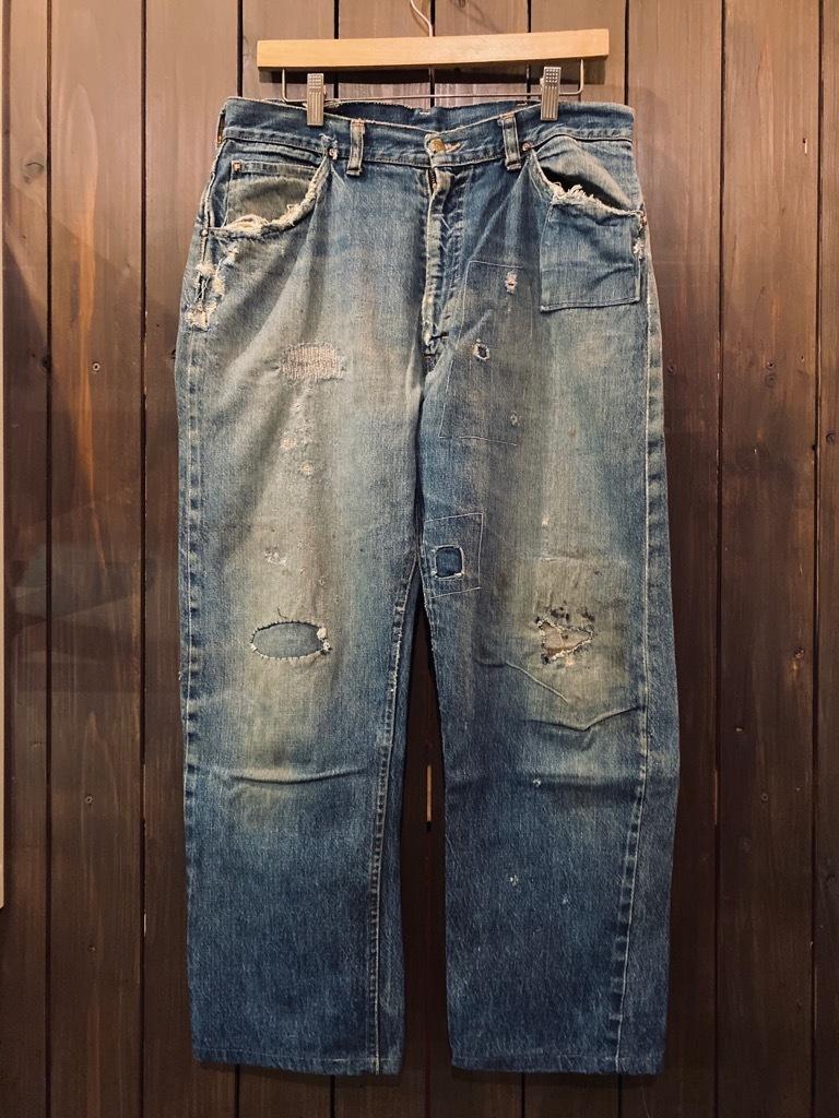 マグネッツ神戸店 6/3(水)Vintage Bottoms入荷! #4 5Pocket Blue Jeans!!!_c0078587_11003223.jpg