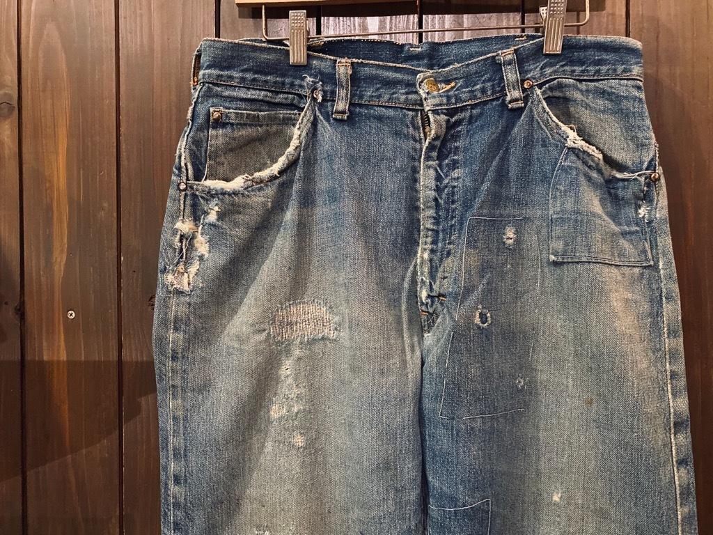 マグネッツ神戸店 6/3(水)Vintage Bottoms入荷! #4 5Pocket Blue Jeans!!!_c0078587_11003299.jpg