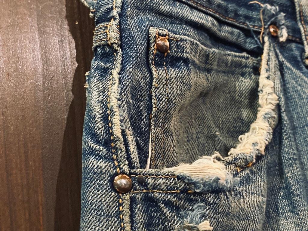 マグネッツ神戸店 6/3(水)Vintage Bottoms入荷! #4 5Pocket Blue Jeans!!!_c0078587_11003335.jpg