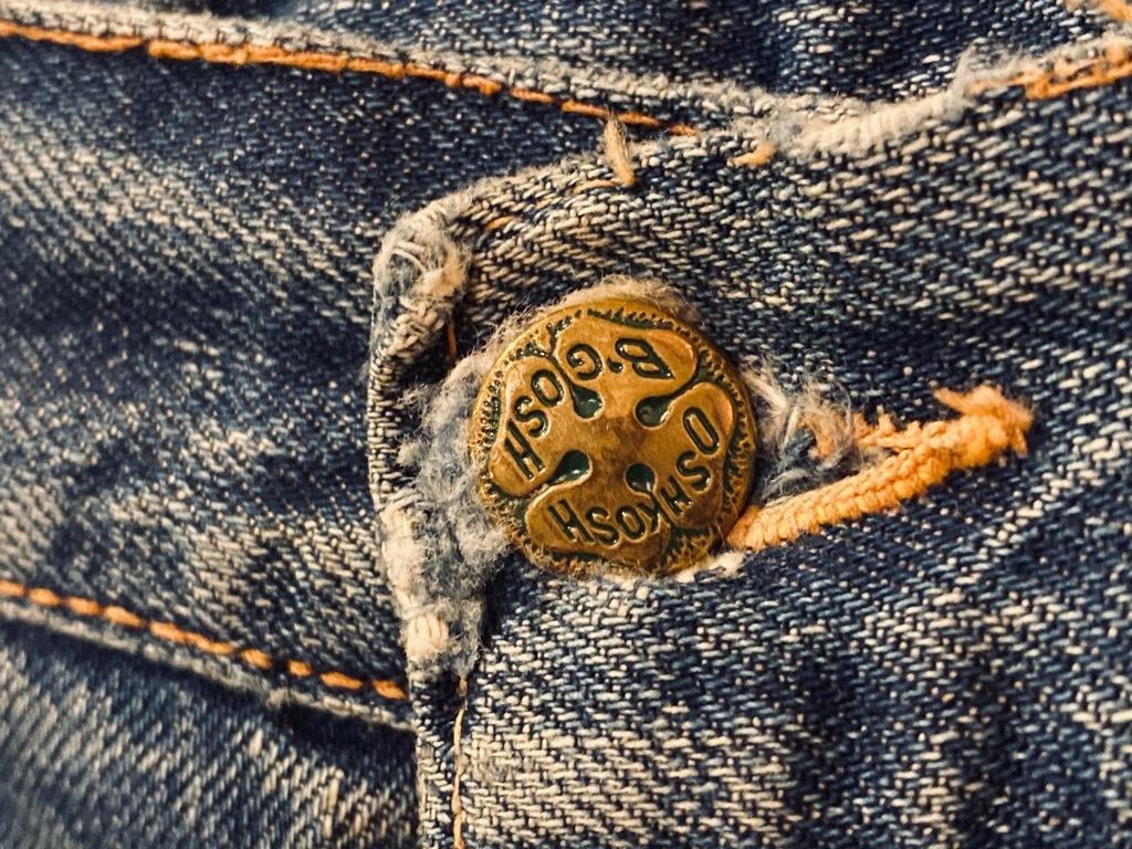 マグネッツ神戸店 6/3(水)Vintage Bottoms入荷! #4 5Pocket Blue Jeans!!!_c0078587_11003337.jpg