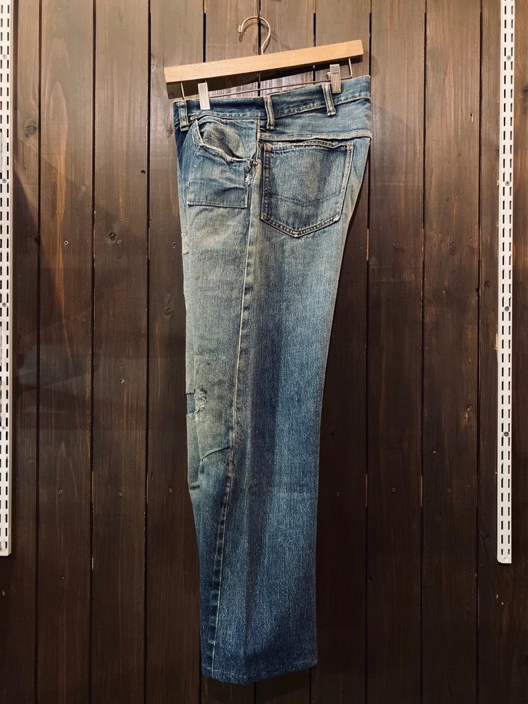 マグネッツ神戸店 6/3(水)Vintage Bottoms入荷! #4 5Pocket Blue Jeans!!!_c0078587_11003443.jpg
