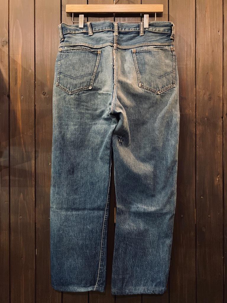 マグネッツ神戸店 6/3(水)Vintage Bottoms入荷! #4 5Pocket Blue Jeans!!!_c0078587_11003472.jpg