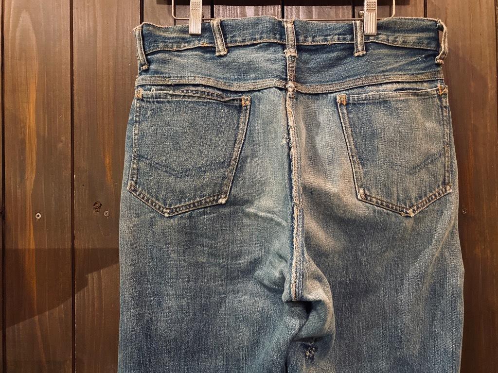 マグネッツ神戸店 6/3(水)Vintage Bottoms入荷! #4 5Pocket Blue Jeans!!!_c0078587_11013667.jpg