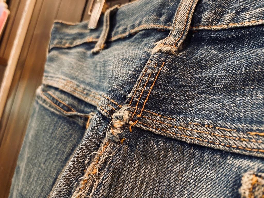 マグネッツ神戸店 6/3(水)Vintage Bottoms入荷! #4 5Pocket Blue Jeans!!!_c0078587_11013766.jpg