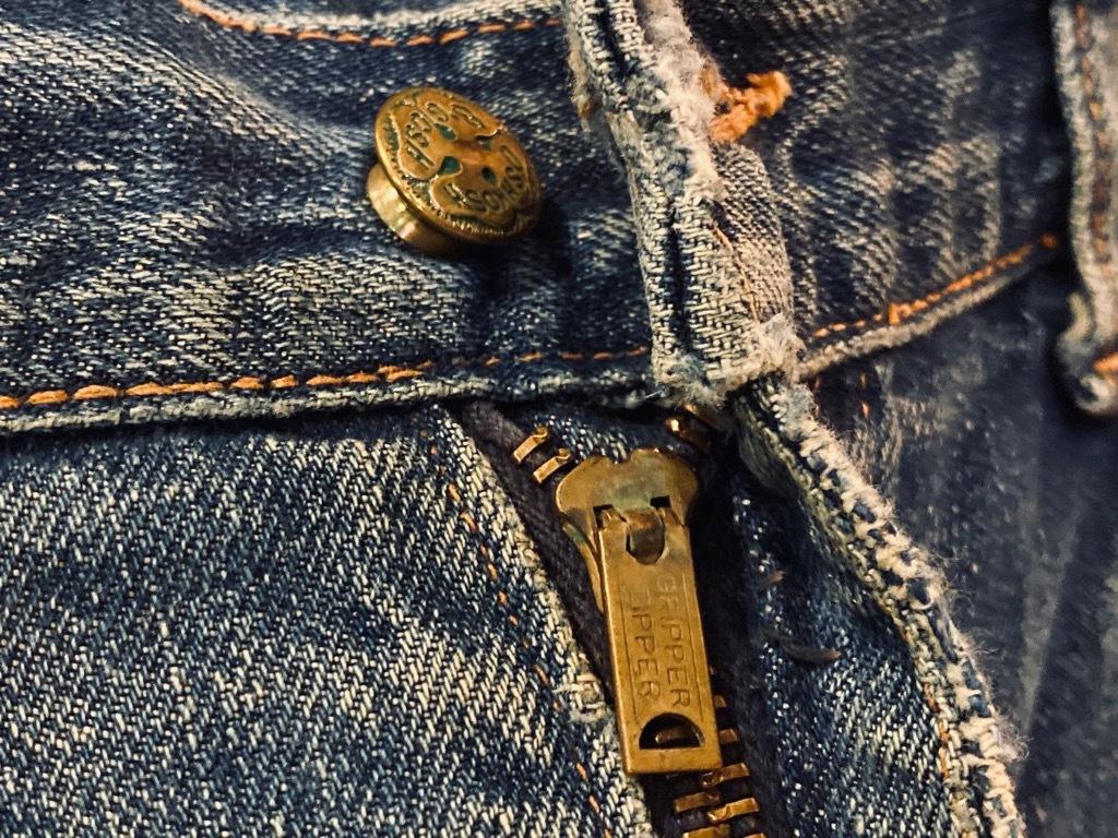 マグネッツ神戸店 6/3(水)Vintage Bottoms入荷! #4 5Pocket Blue Jeans!!!_c0078587_11013794.jpg