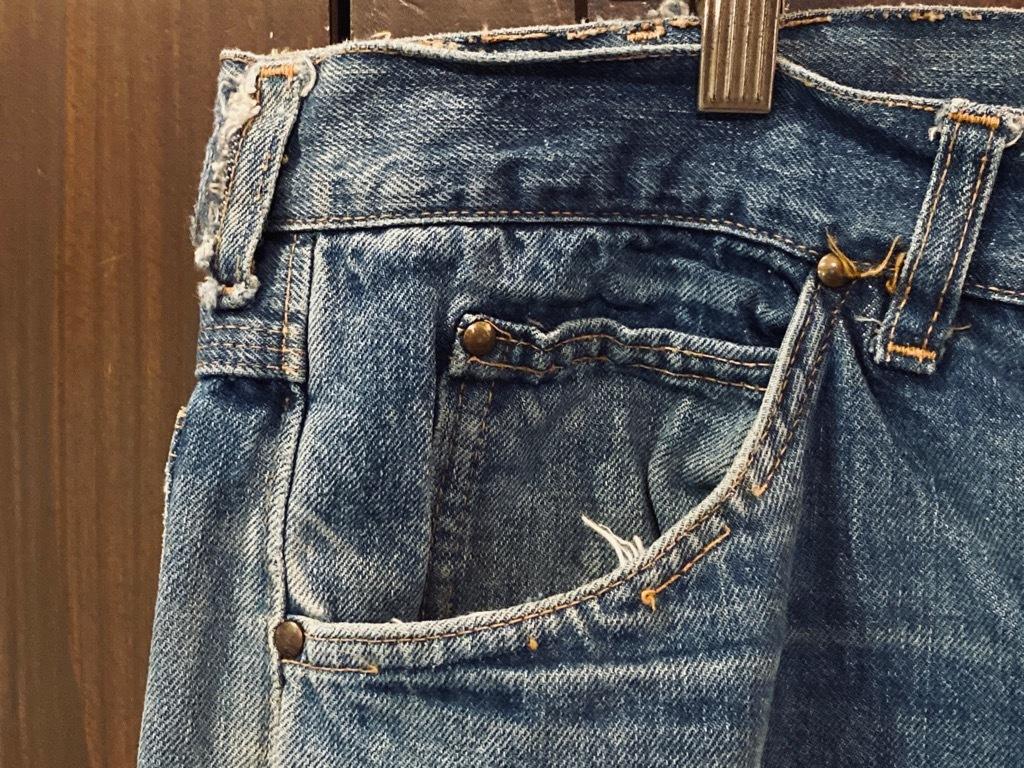 マグネッツ神戸店 6/3(水)Vintage Bottoms入荷! #4 5Pocket Blue Jeans!!!_c0078587_11020971.jpg