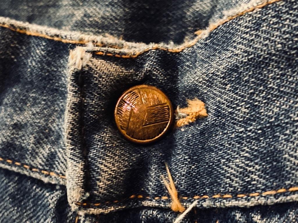 マグネッツ神戸店 6/3(水)Vintage Bottoms入荷! #4 5Pocket Blue Jeans!!!_c0078587_11021026.jpg