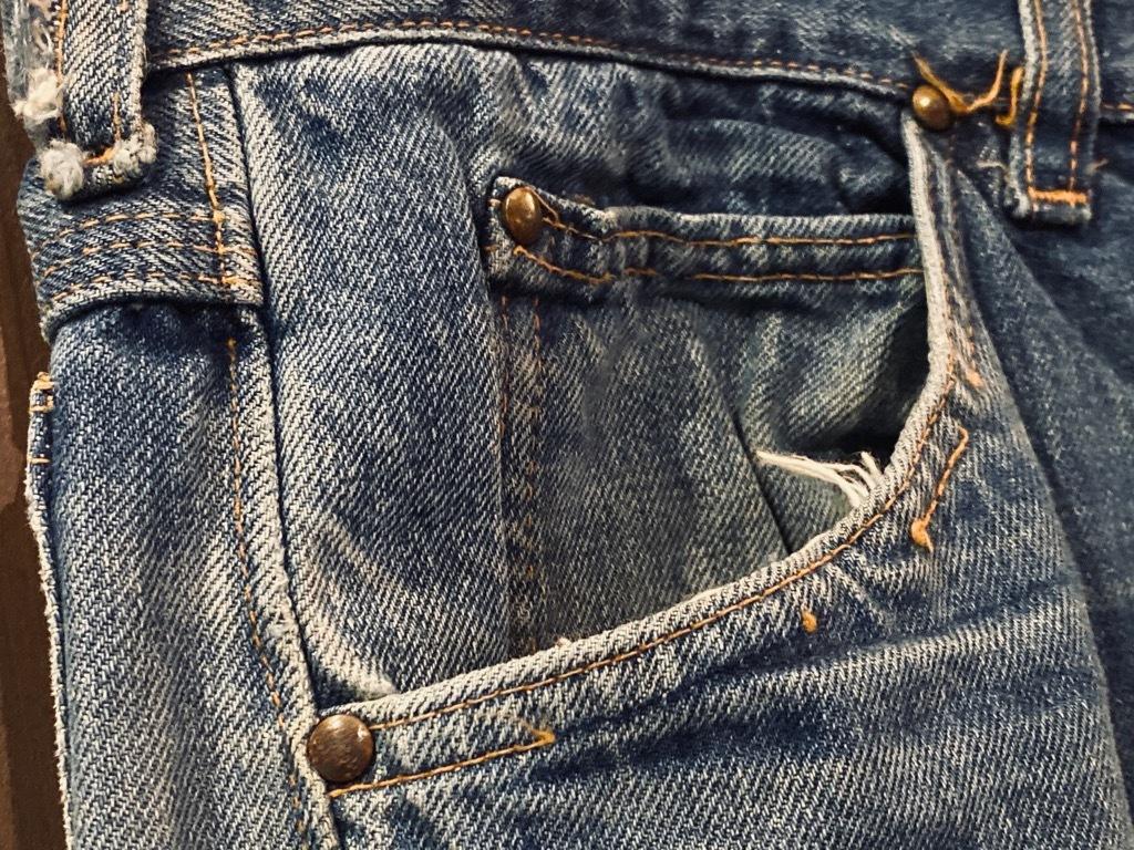 マグネッツ神戸店 6/3(水)Vintage Bottoms入荷! #4 5Pocket Blue Jeans!!!_c0078587_11021053.jpg