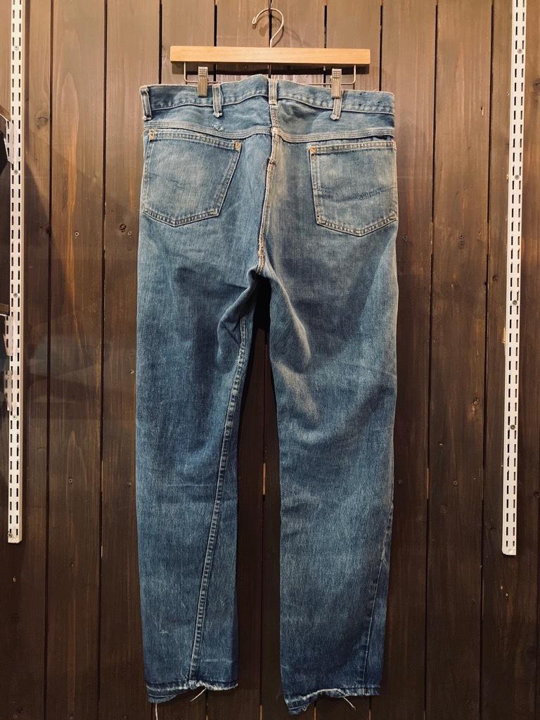 マグネッツ神戸店 6/3(水)Vintage Bottoms入荷! #4 5Pocket Blue Jeans!!!_c0078587_11021126.jpg