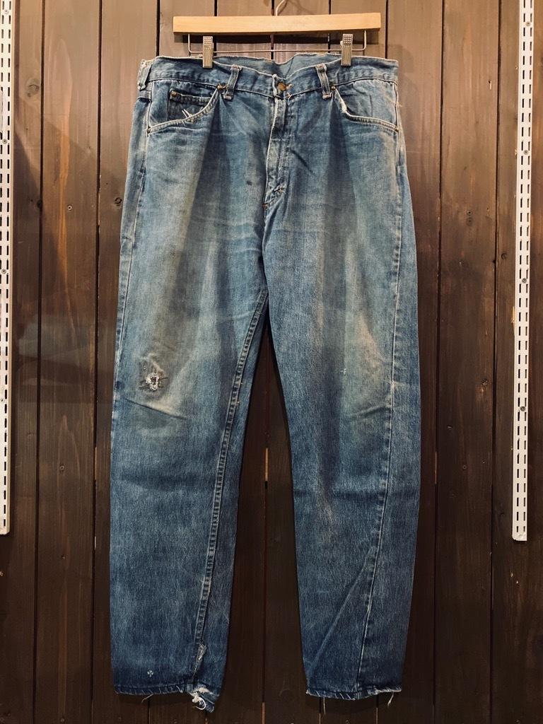 マグネッツ神戸店 6/3(水)Vintage Bottoms入荷! #4 5Pocket Blue Jeans!!!_c0078587_11021137.jpg