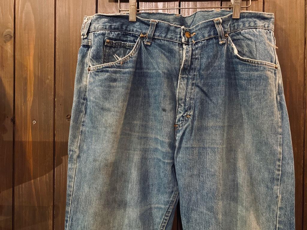 マグネッツ神戸店 6/3(水)Vintage Bottoms入荷! #4 5Pocket Blue Jeans!!!_c0078587_11021153.jpg