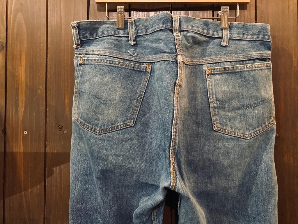 マグネッツ神戸店 6/3(水)Vintage Bottoms入荷! #4 5Pocket Blue Jeans!!!_c0078587_11033296.jpg