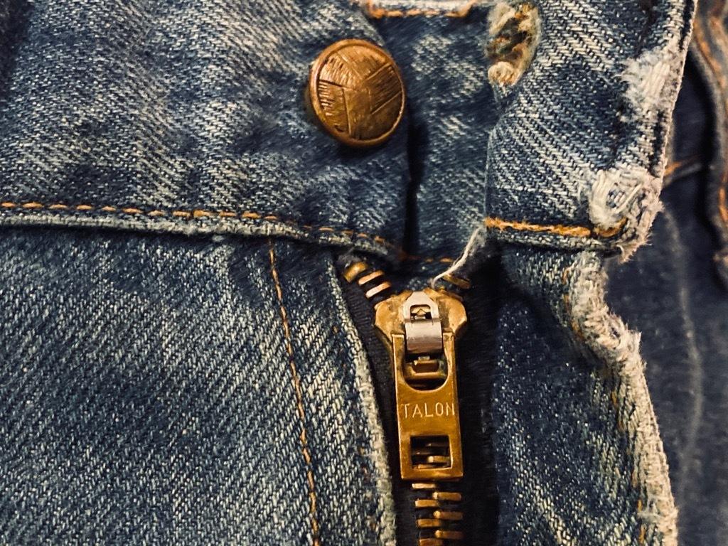 マグネッツ神戸店 6/3(水)Vintage Bottoms入荷! #4 5Pocket Blue Jeans!!!_c0078587_11033300.jpg