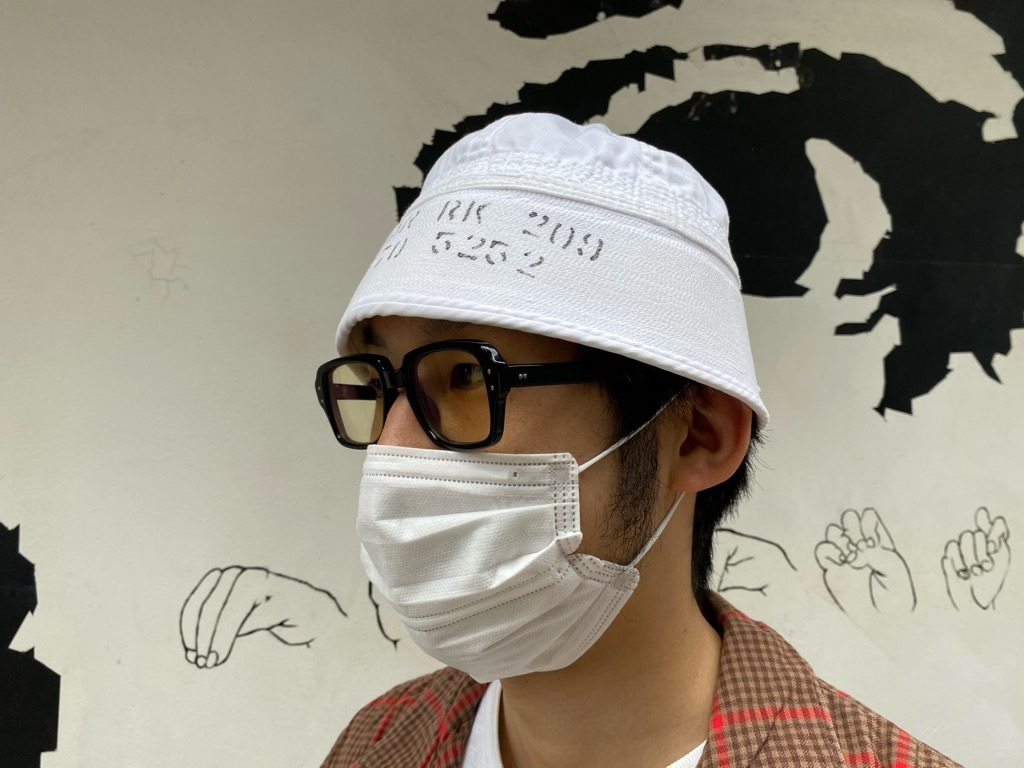 U.S.Navy DIXIE CAP!! & お知らせ(マグネッツ大阪アメ村店)_c0078587_13093756.jpg