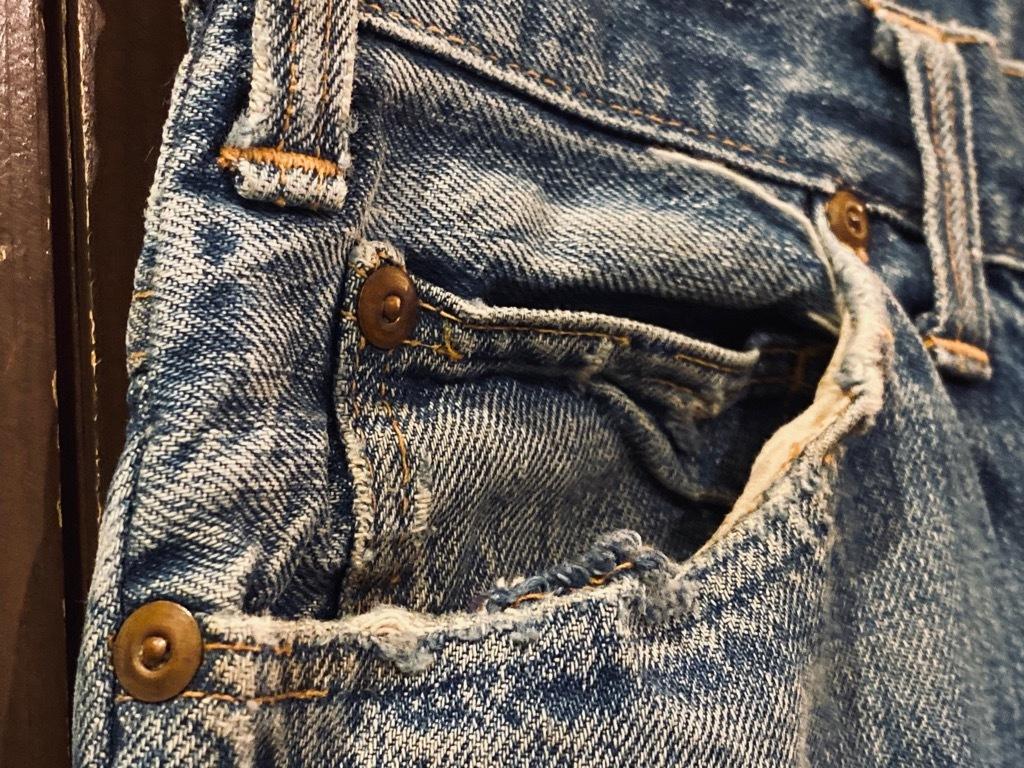 マグネッツ神戸店 6/3(水)Vintage Bottoms入荷! #4 5Pocket Blue Jeans!!!_c0078587_13294954.jpg