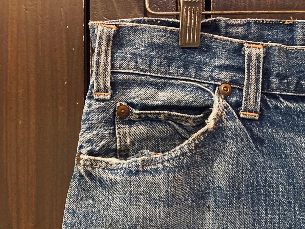 マグネッツ神戸店 6/3(水)Vintage Bottoms入荷! #4 5Pocket Blue Jeans!!!_c0078587_13294992.jpg