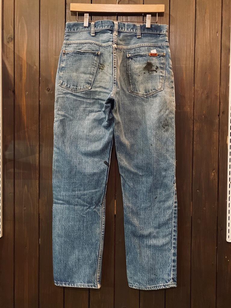 マグネッツ神戸店 6/3(水)Vintage Bottoms入荷! #4 5Pocket Blue Jeans!!!_c0078587_13295016.jpg