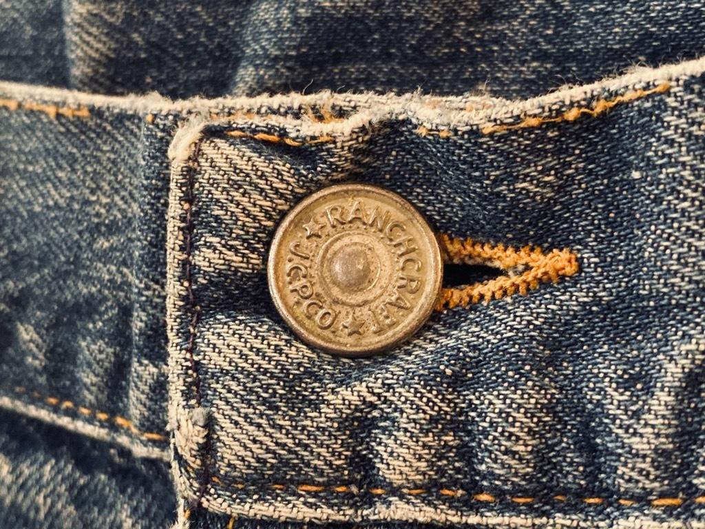 マグネッツ神戸店 6/3(水)Vintage Bottoms入荷! #4 5Pocket Blue Jeans!!!_c0078587_13295063.jpg