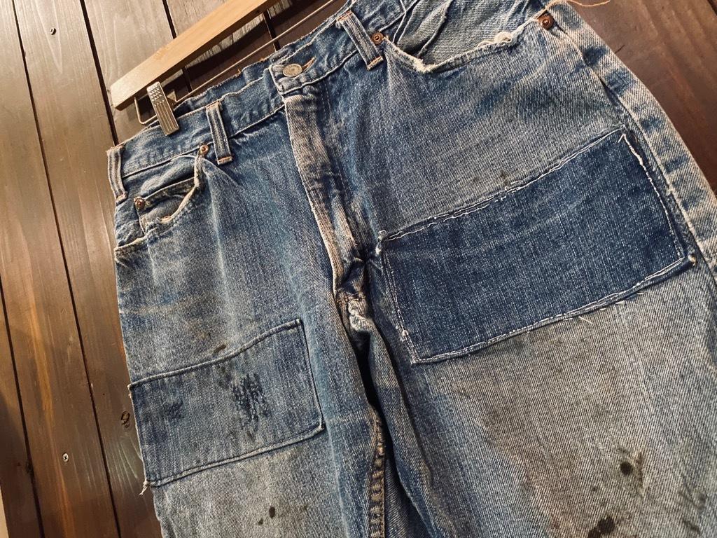 マグネッツ神戸店 6/3(水)Vintage Bottoms入荷! #4 5Pocket Blue Jeans!!!_c0078587_13295079.jpg