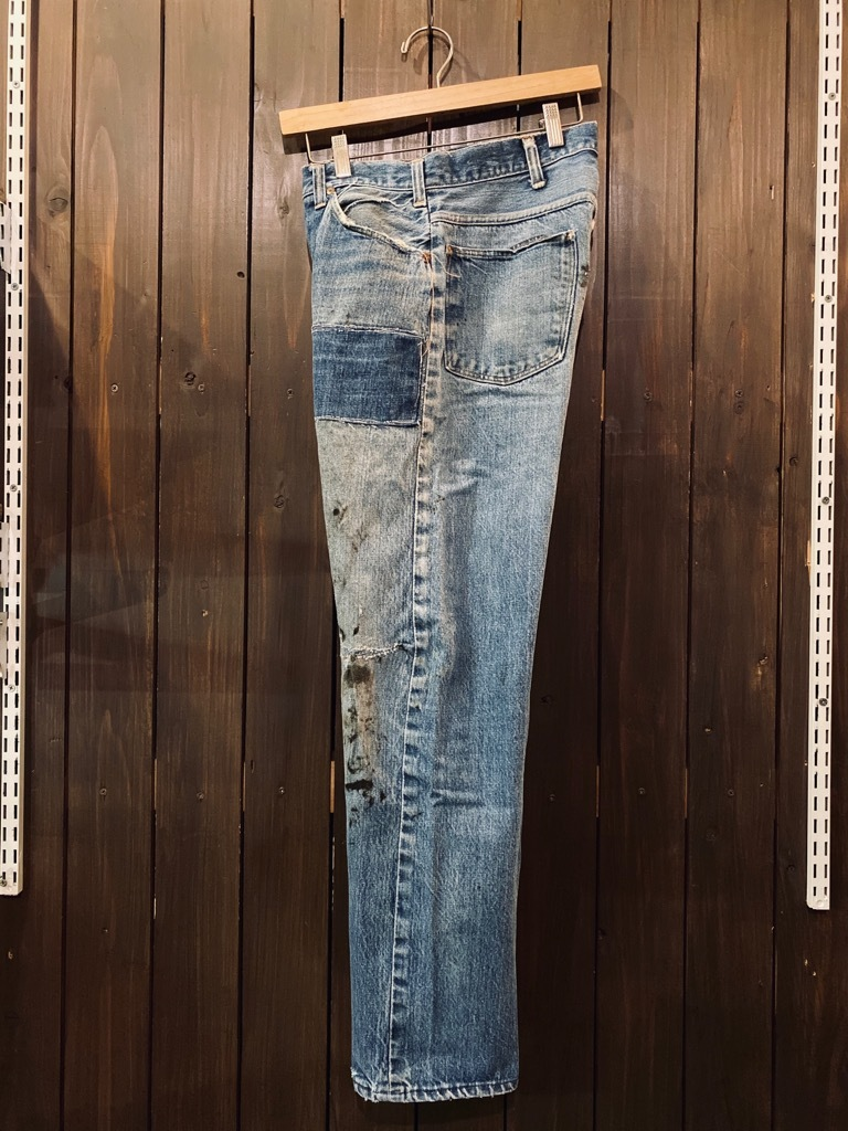マグネッツ神戸店 6/3(水)Vintage Bottoms入荷! #4 5Pocket Blue Jeans!!!_c0078587_13365764.jpg