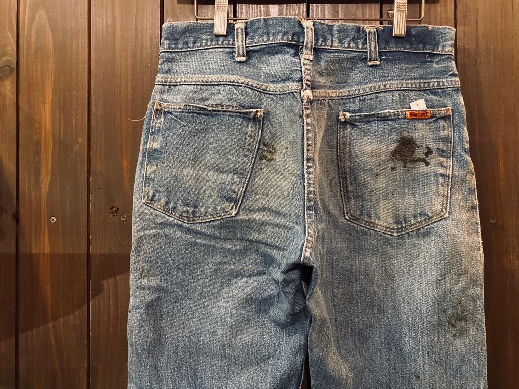 マグネッツ神戸店 6/3(水)Vintage Bottoms入荷! #4 5Pocket Blue Jeans!!!_c0078587_13365794.jpg