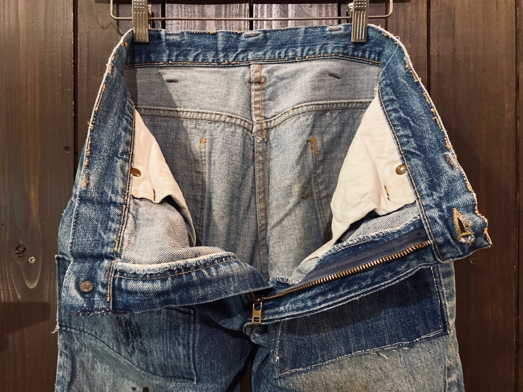 マグネッツ神戸店 6/3(水)Vintage Bottoms入荷! #4 5Pocket Blue Jeans!!!_c0078587_13365797.jpg