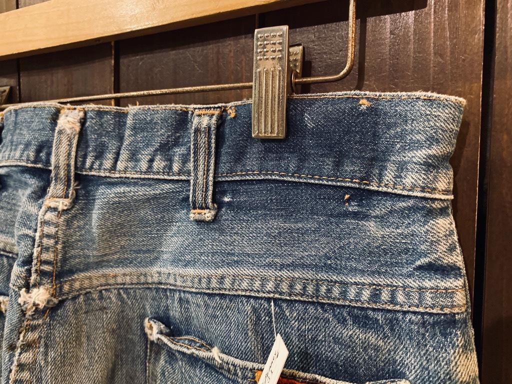 マグネッツ神戸店 6/3(水)Vintage Bottoms入荷! #4 5Pocket Blue Jeans!!!_c0078587_13365848.jpg