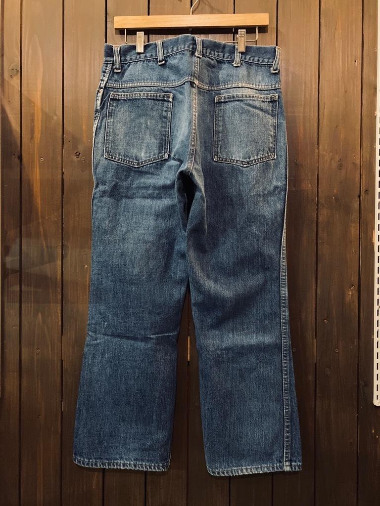 マグネッツ神戸店 6/3(水)Vintage Bottoms入荷! #4 5Pocket Blue Jeans!!!_c0078587_13470411.jpg