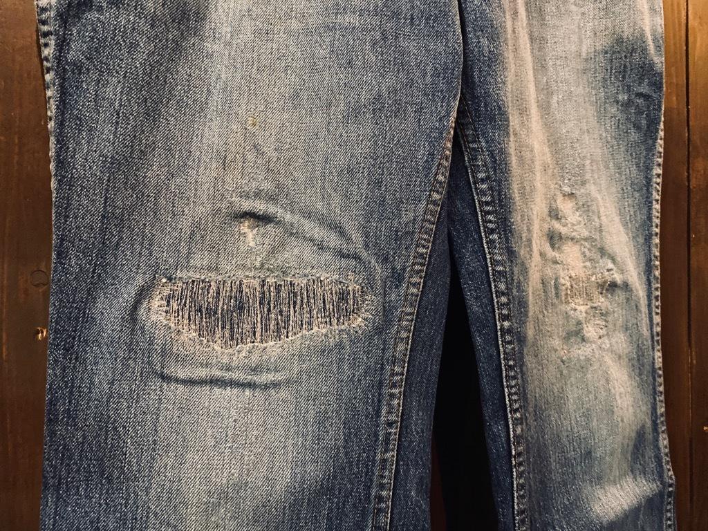 マグネッツ神戸店 6/3(水)Vintage Bottoms入荷! #4 5Pocket Blue Jeans!!!_c0078587_13470414.jpg