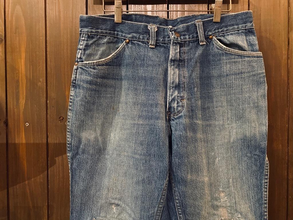 マグネッツ神戸店 6/3(水)Vintage Bottoms入荷! #4 5Pocket Blue Jeans!!!_c0078587_13470516.jpg