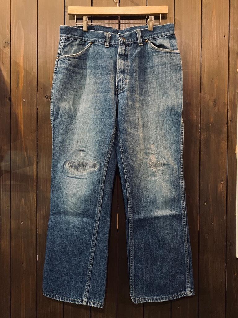 マグネッツ神戸店 6/3(水)Vintage Bottoms入荷! #4 5Pocket Blue Jeans!!!_c0078587_13470529.jpg