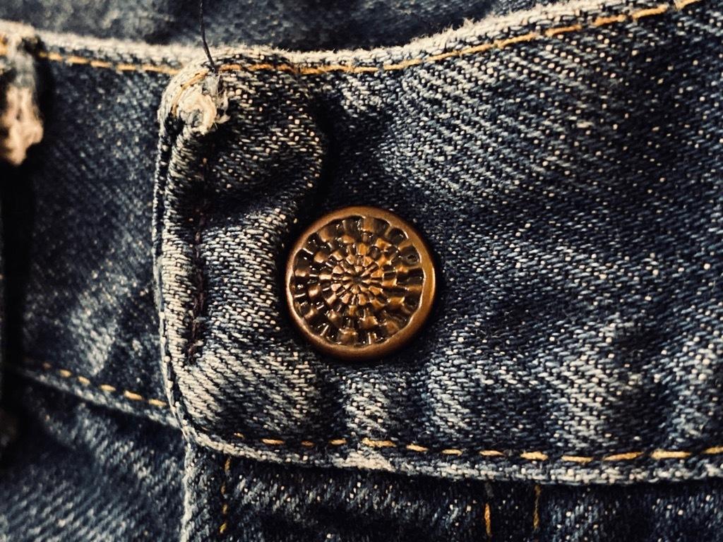 マグネッツ神戸店 6/3(水)Vintage Bottoms入荷! #4 5Pocket Blue Jeans!!!_c0078587_13470675.jpg