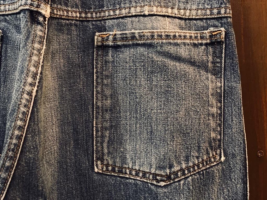 マグネッツ神戸店 6/3(水)Vintage Bottoms入荷! #4 5Pocket Blue Jeans!!!_c0078587_13485501.jpg