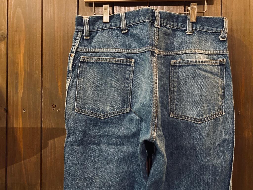 マグネッツ神戸店 6/3(水)Vintage Bottoms入荷! #4 5Pocket Blue Jeans!!!_c0078587_13485517.jpg
