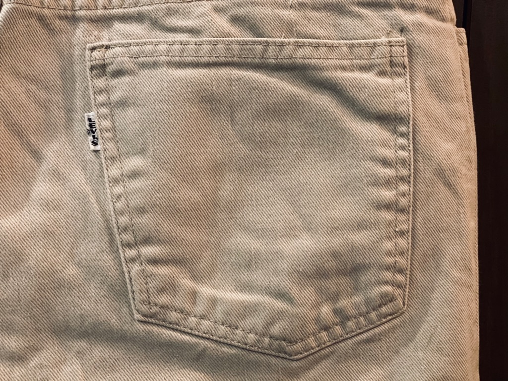 マグネッツ神戸店 6/3(水)Vintage Bottoms入荷! #4 5Pocket Blue Jeans!!!_c0078587_13515745.jpg