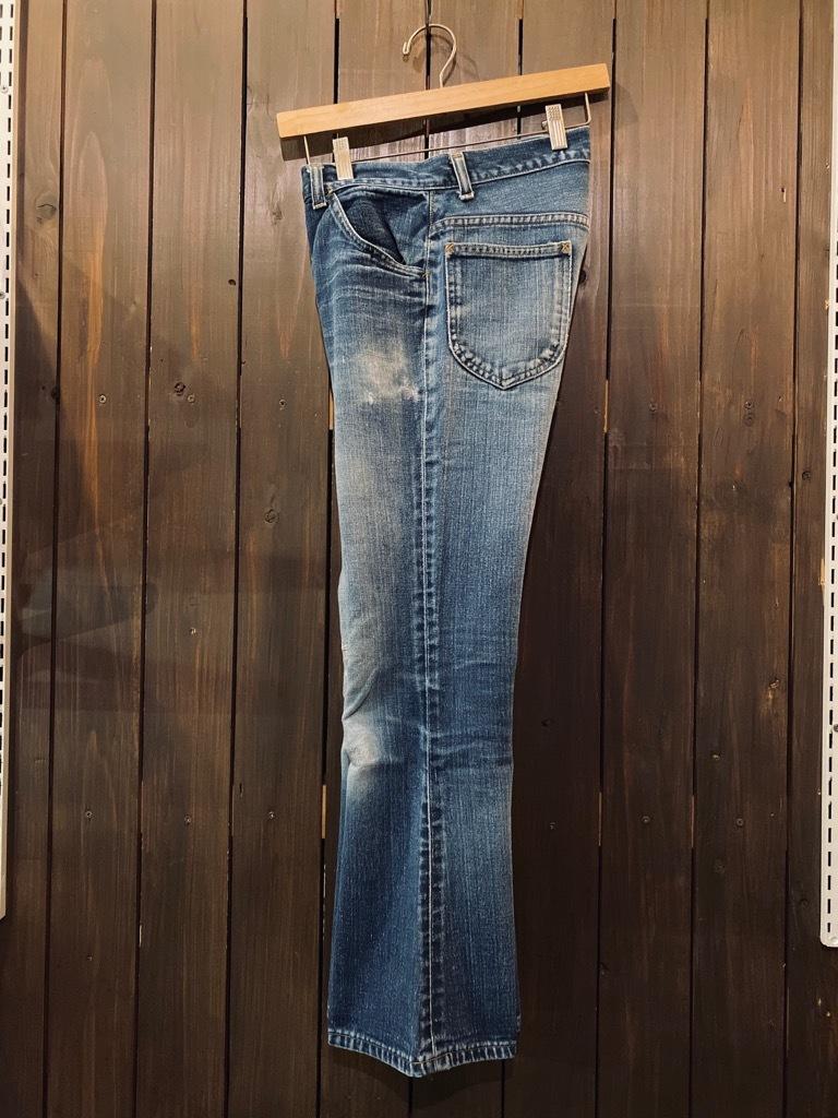 マグネッツ神戸店 6/3(水)Vintage Bottoms入荷! #4 5Pocket Blue Jeans!!!_c0078587_13524881.jpg