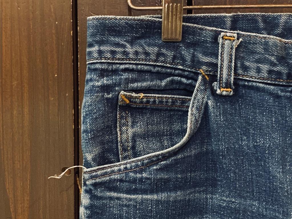 マグネッツ神戸店 6/3(水)Vintage Bottoms入荷! #4 5Pocket Blue Jeans!!!_c0078587_13524948.jpg