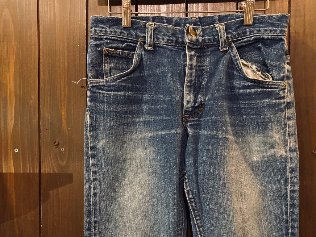 マグネッツ神戸店 6/3(水)Vintage Bottoms入荷! #4 5Pocket Blue Jeans!!!_c0078587_13524954.jpg