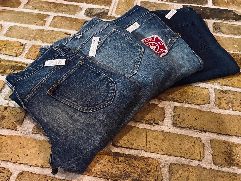 マグネッツ神戸店 6/3(水)Vintage Bottoms入荷! #4 5Pocket Blue Jeans!!!_c0078587_13524964.jpg