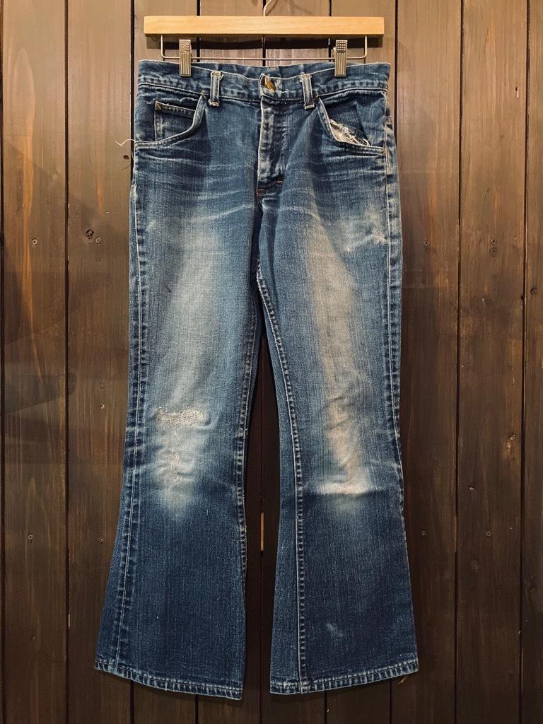 マグネッツ神戸店 6/3(水)Vintage Bottoms入荷! #4 5Pocket Blue Jeans!!!_c0078587_13524989.jpg