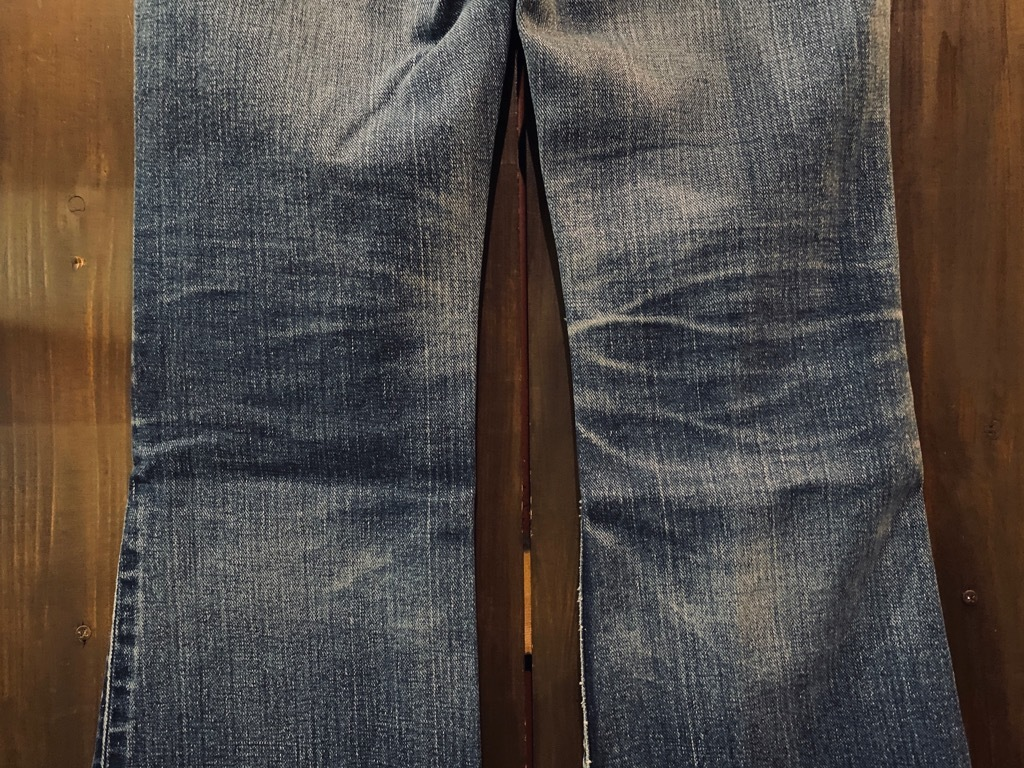 マグネッツ神戸店 6/3(水)Vintage Bottoms入荷! #4 5Pocket Blue Jeans!!!_c0078587_13535743.jpg
