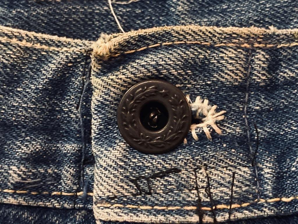 マグネッツ神戸店 6/3(水)Vintage Bottoms入荷! #4 5Pocket Blue Jeans!!!_c0078587_13543245.jpg