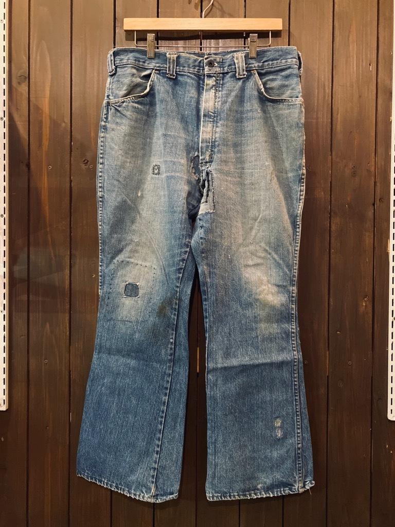 マグネッツ神戸店 6/3(水)Vintage Bottoms入荷! #4 5Pocket Blue Jeans!!!_c0078587_13543357.jpg