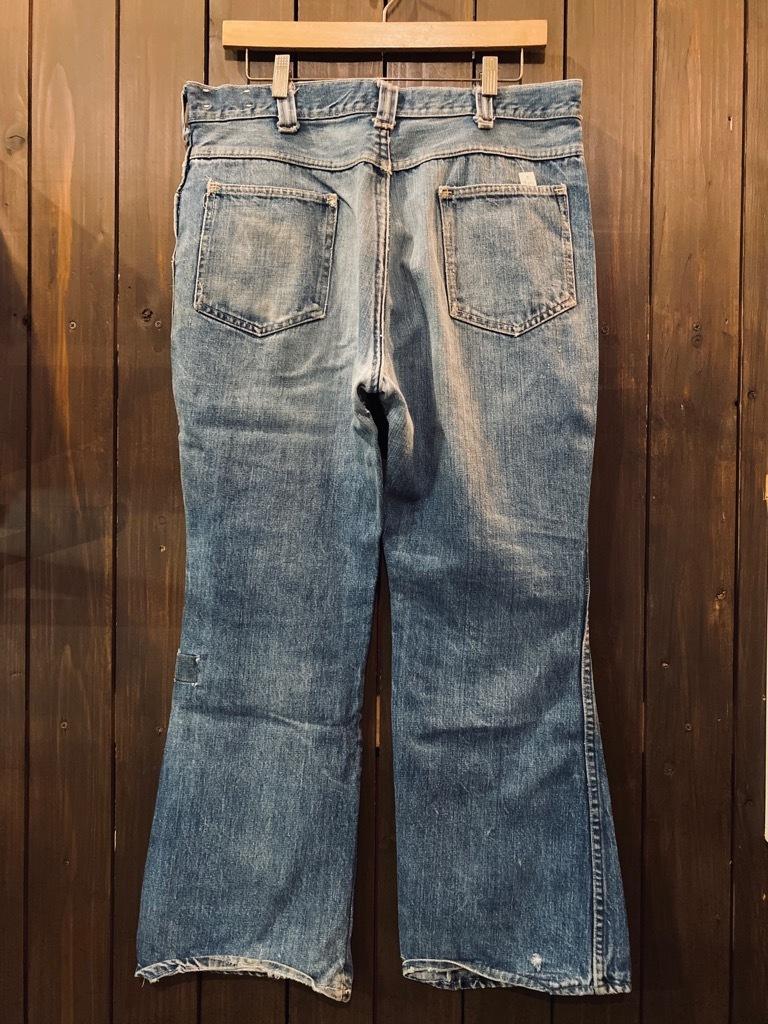 マグネッツ神戸店 6/3(水)Vintage Bottoms入荷! #4 5Pocket Blue Jeans!!!_c0078587_13543399.jpg