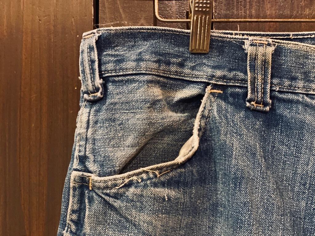 マグネッツ神戸店 6/3(水)Vintage Bottoms入荷! #4 5Pocket Blue Jeans!!!_c0078587_13543428.jpg